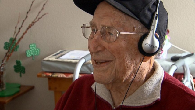 Bringing Back Alzheimers Patients With Music