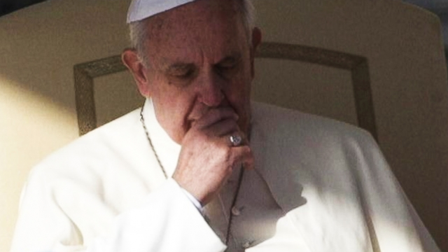 VIDEO: Pope Admits to Stealing Rosary Beads From Dead Friend