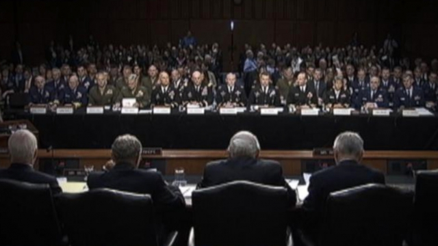 VIDEO: Broken Trust: Senate Blocks Bill Designed to Protect Women of Sexual Assault in the Military