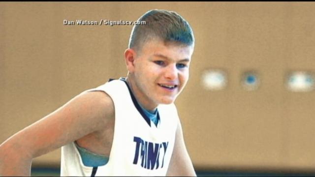 VIDEO: Championship High School Basketball Teams Score on Sportsmanship