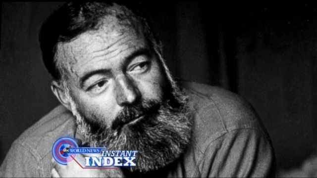 VIDEO: Instant Index: Secret Love Letters From Ernest Hemingway to Marlene Dietrich Up for Auction