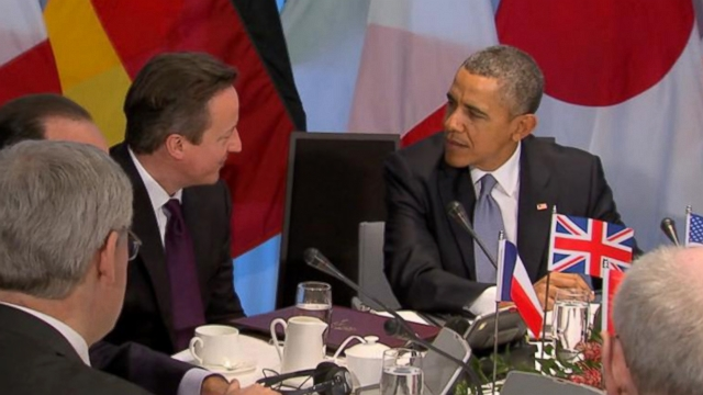 VIDEO: Russia and the United States Standoff: G8 Becomes G7