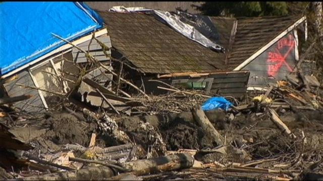 VIDEO: Buried Alive in Washington State Mudslide