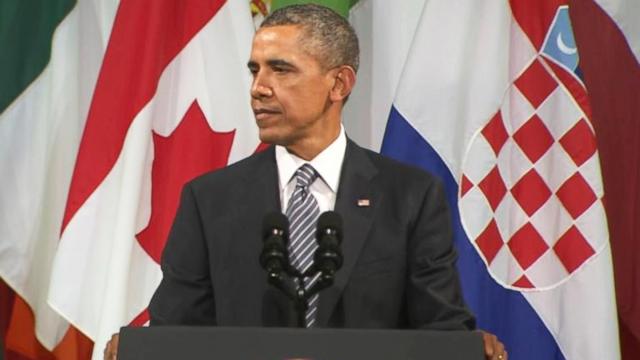 VIDEO: Taking on Putin