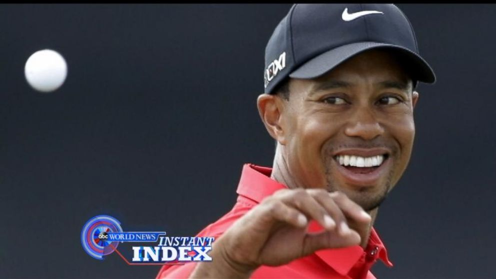 VIDEO: Instant Index: Tiger Woods Announces He Will Miss Masters Tournament
