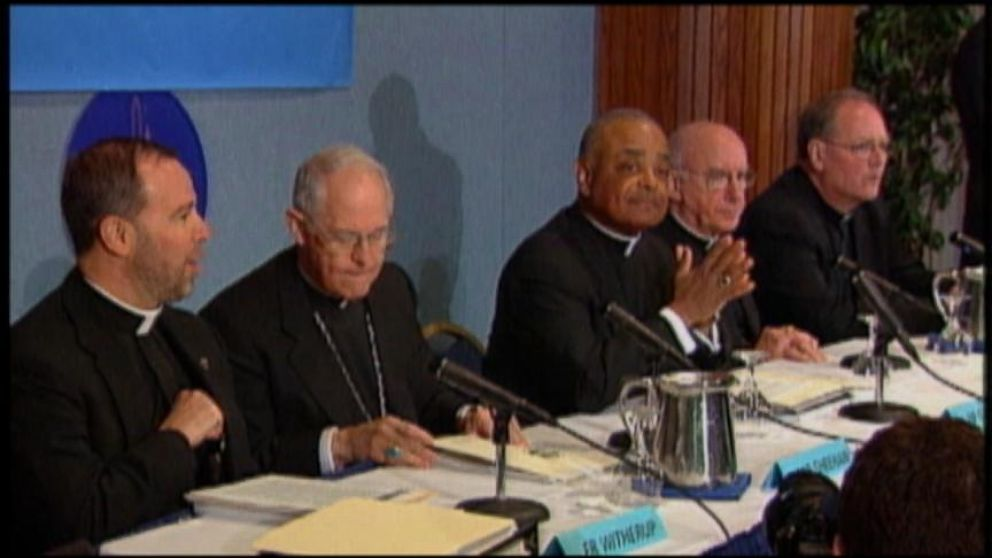 VIDEO: American Bishops Offer Apologies to Pope Francis