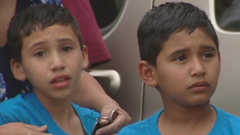 VIDEO: Three Little Boys Escape Car Jacking and Are Back With Their Family