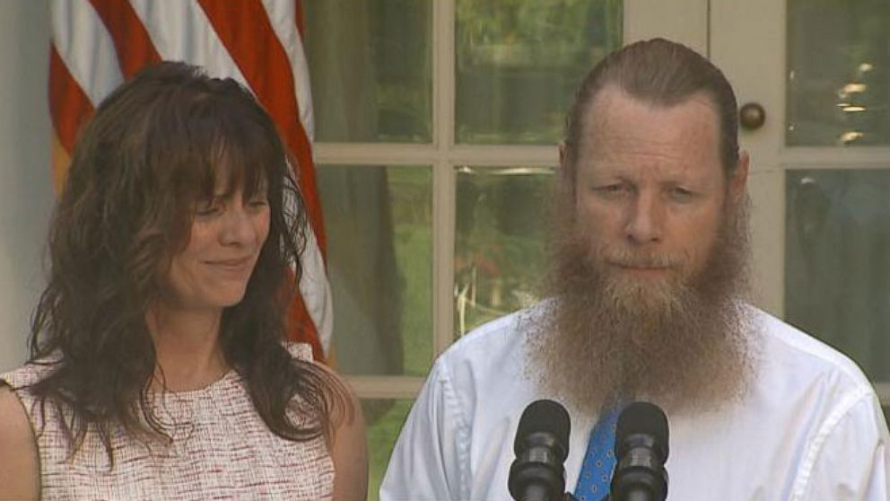 VIDEO: US POW Released From Taliban After 5 Years