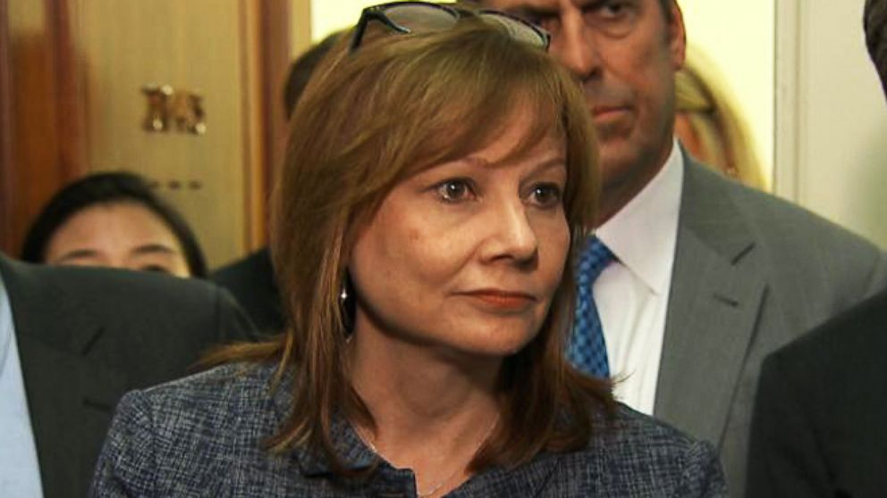 VIDEO: GM Fires 15 Employees Over Recalls and Faulty Ignition Switch