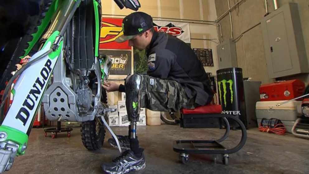 VIDEO: Wounded Marine Vet Sets Out to Win the Baja 500