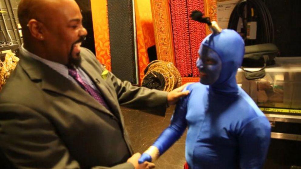 VIDEO: Granting Wishes: Aladdin Star Brings Magic to Kids