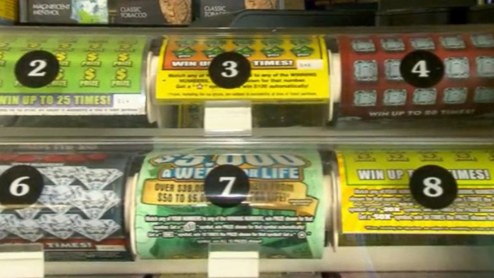 VIDEO: Lottery Investigation in Florida