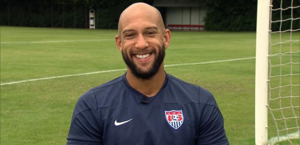 Personal Triumph of Team USA Goalkeeper Tim Howard