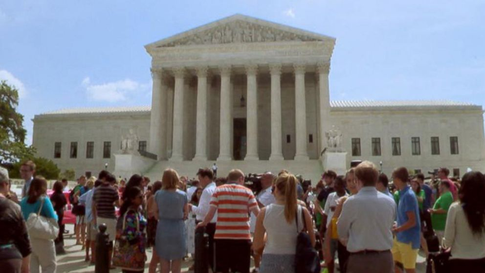 VIDEO: Landmark Ruling From the Supreme Court on Abortion