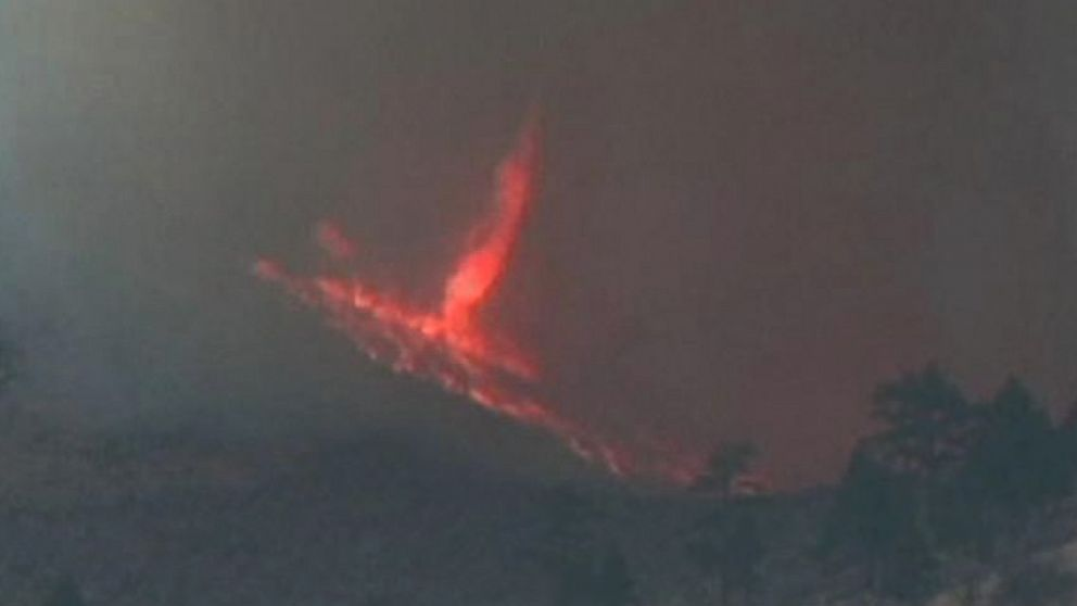 VIDEO: Epic Drought in the West; More Than 20 Wildfires Burning