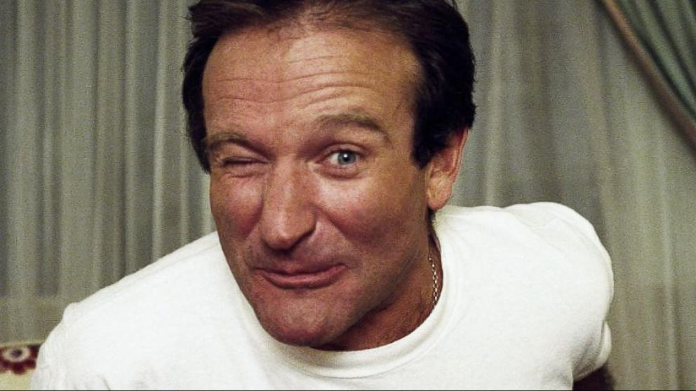 Robin Williams Young VIDEO Robin Williams