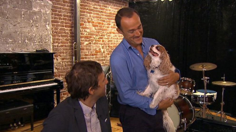 VIDEO: Composer Andrew Dosts New Audience is Wagging Their Tails With Delight