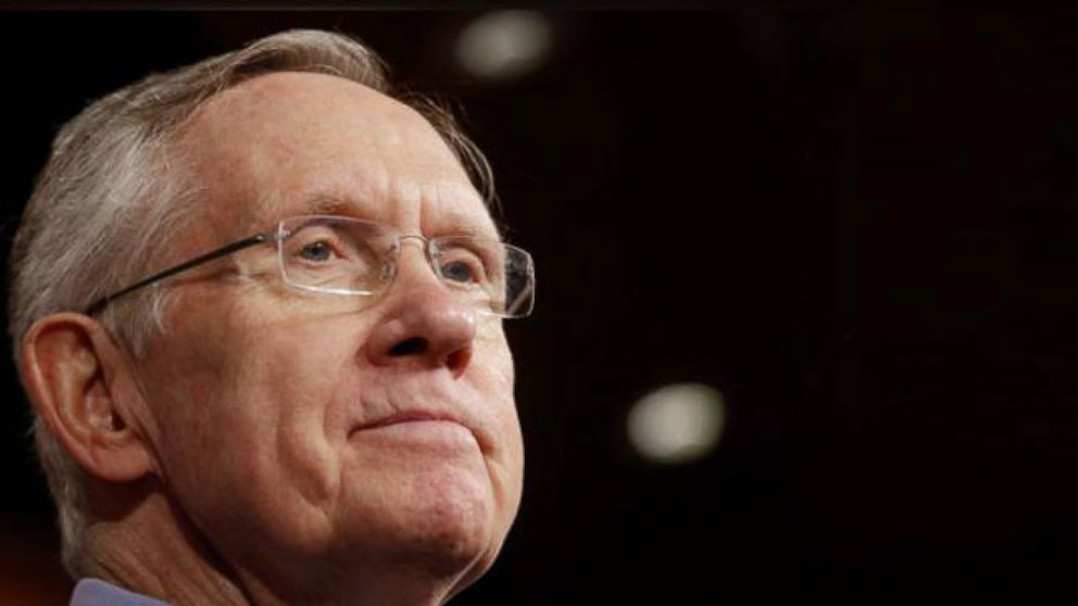 VIDEO: Harry Reid Apologizes For Asian Comments