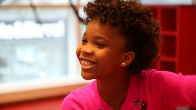 VIDEO: Inspiring Message for Young Girls from the Star of Annie