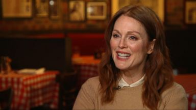 VIDEO: Julianne Moore on Her Roles, Her Life and Who Shes Standing Up For