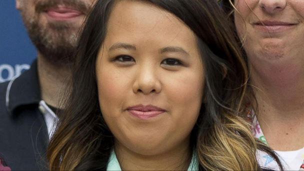 VIDEO: Nina Pham Files Suit Against the Hospital Where She Contracted Ebola While Working