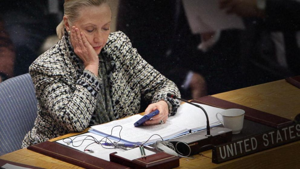 VIDEO: State Dept.: Hillary Clinton Violated Policy for Nearly 6 Years
