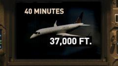VIDEO: Emergency Landing: Plane Drops 27,000 Feet in 8 Minutes