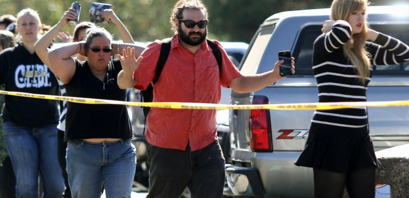 VIDEO: Eyewitness Recounts Ten Minutes of Terror in Roseburg. Oregon