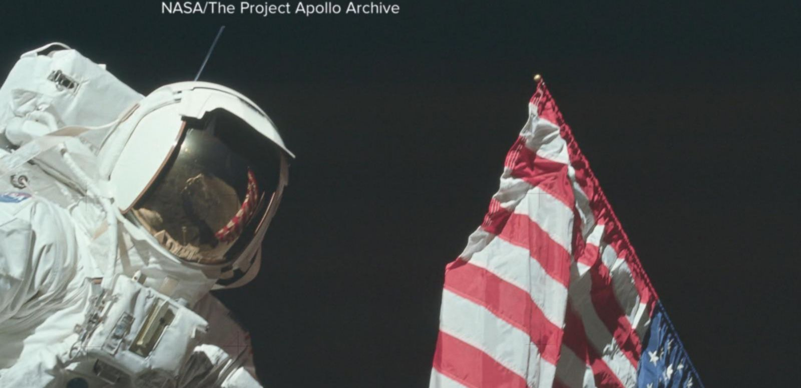 VIDEO: Index: NASA Opens Space Archives Releasing Thousands of Rare Photos