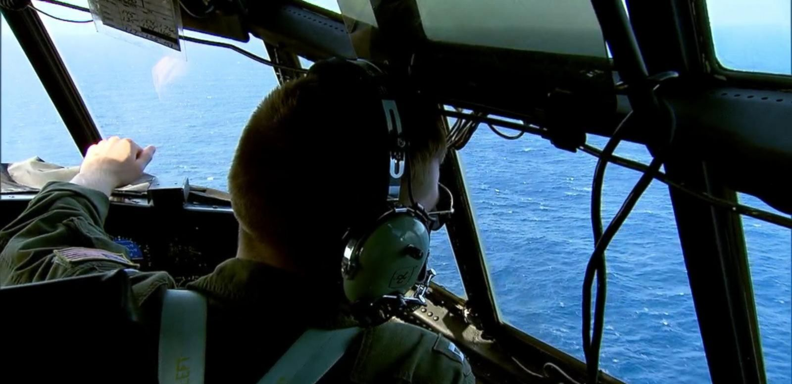 VIDEO: Debris Found in Search for Missing US Cargo Ship