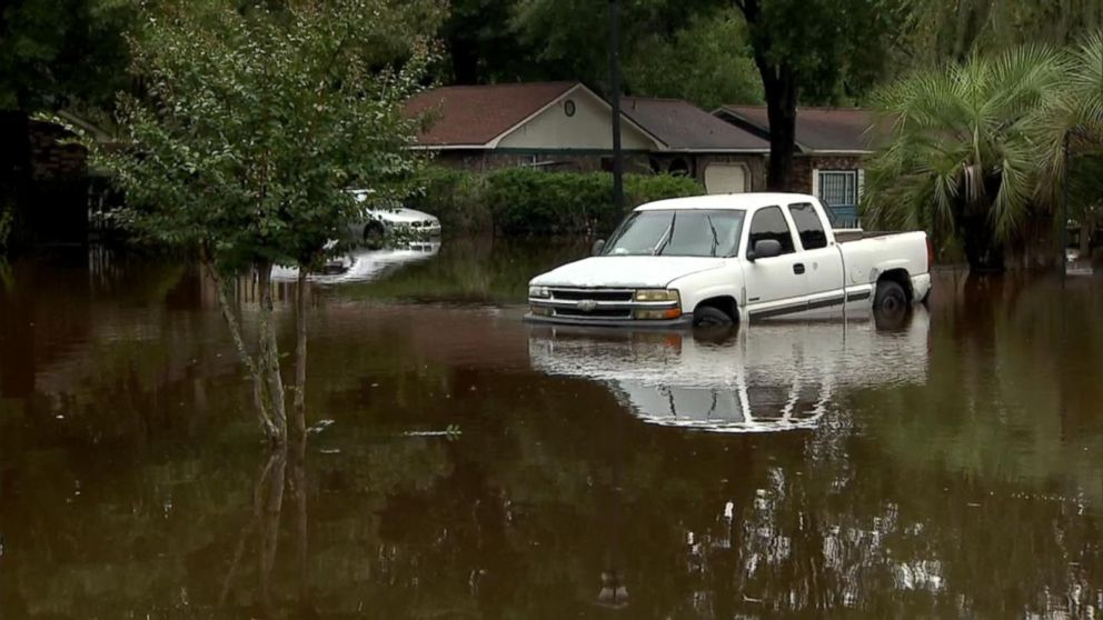 south carolina in a state of emergency amid severe flooding video. Cars Review. Best American Auto & Cars Review