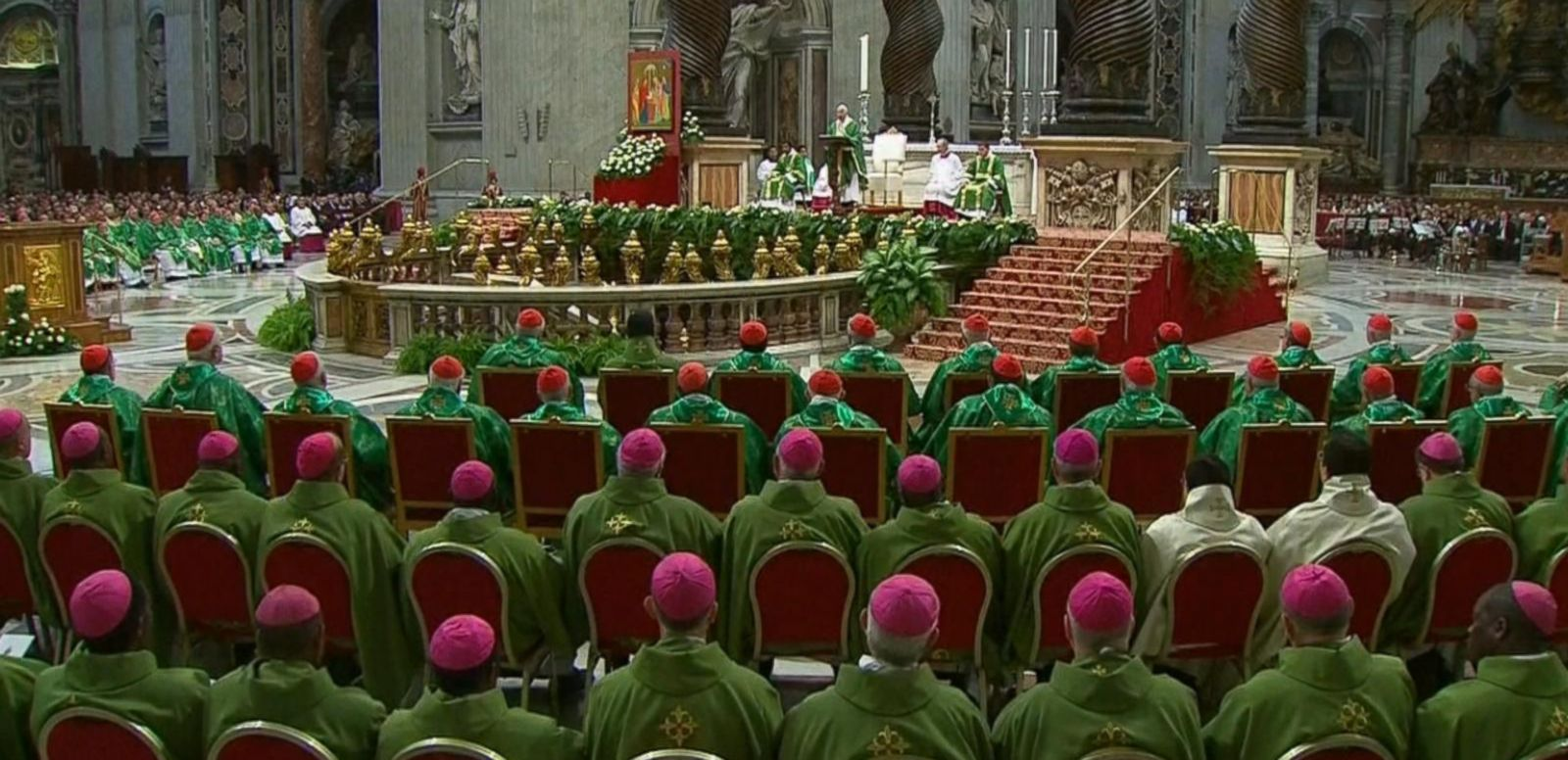 VIDEO: Marriage and Sexuality Front and Center Issues Discussed at the Vatican