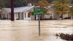 VIDEO: 17 Dead in the Carolinas, Decimated by Flooding and Storms