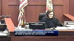VIDEO: Judge Issues Prison Sentence for Domestic Violence Victim