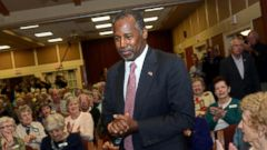 VIDEO: Ben Carson Sparks More Controversy With His Pro-Gun Stance