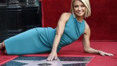 VIDEO: Index: Kelly Ripa Gets Her Star on the Hollywood Walk of Fame