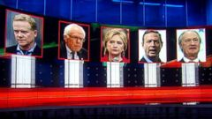 VIDEO: WN 10/13/15: Democratic Presidential Candidates Debate in Las Vegas