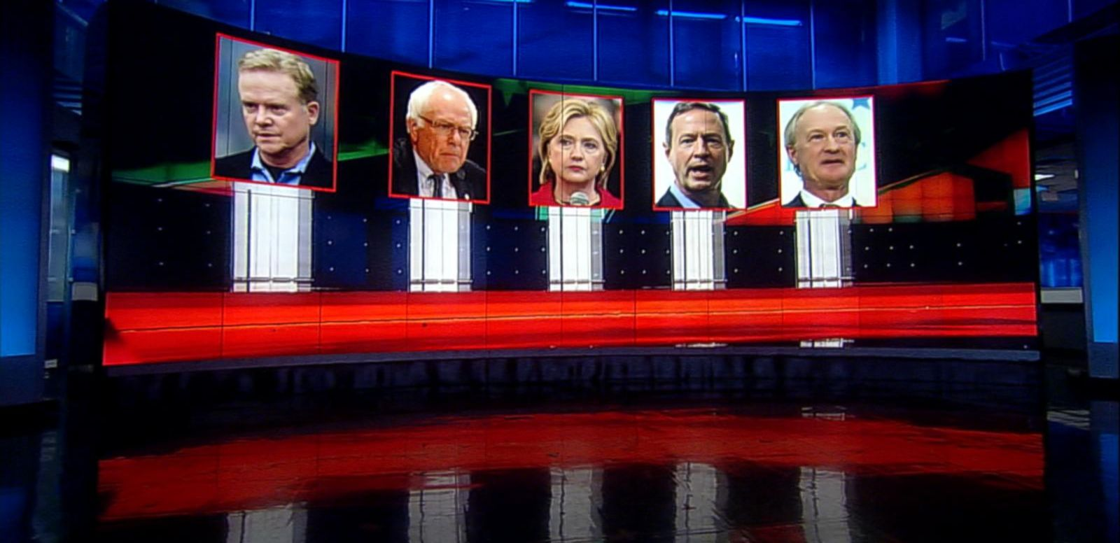 VIDEO: Vegas Showdown: Democratic Presidential Contenders Debate