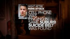 VIDEO: Europe on Edge as Manhunt Continues for 8th Suspect