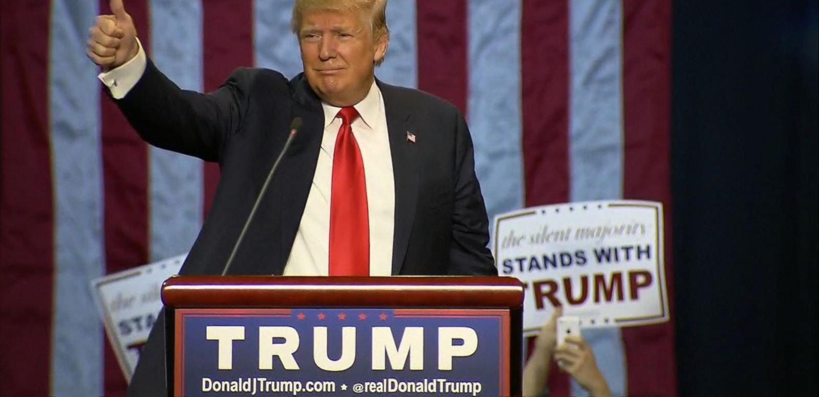 VIDEO: Trump and Carson's Controversial Statements About 9/11