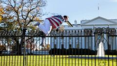 VIDEO: Did the White House Fence Jumper Have Darker Expectations?