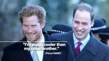 VIDEO: Index: Prince Harry Revealing Hes the Cool Uncle