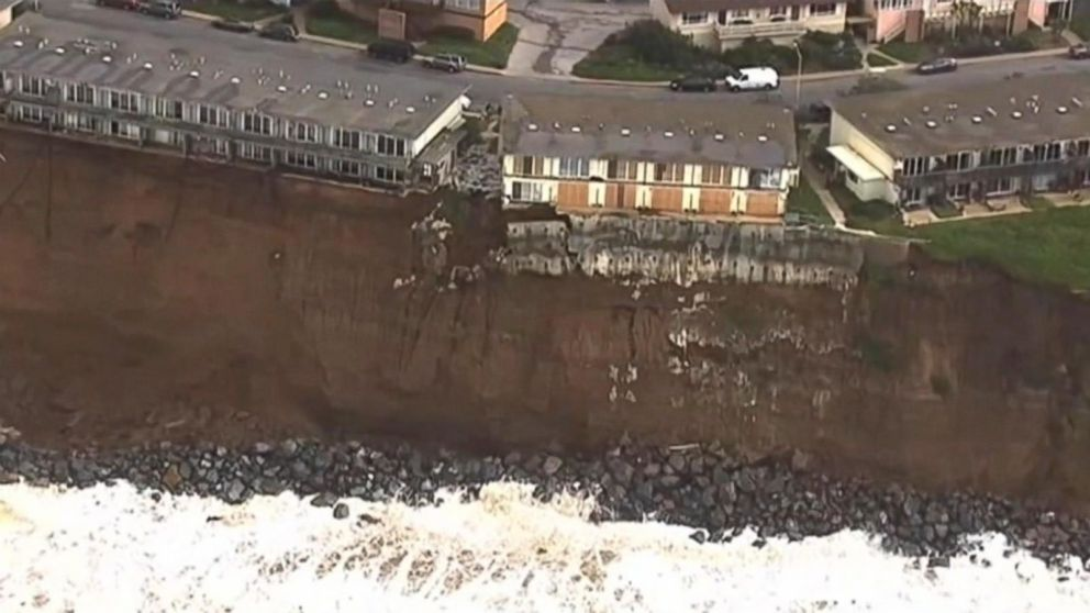 Cliffhanger homes in danger of falling off a cliff in in for What goes into building a house