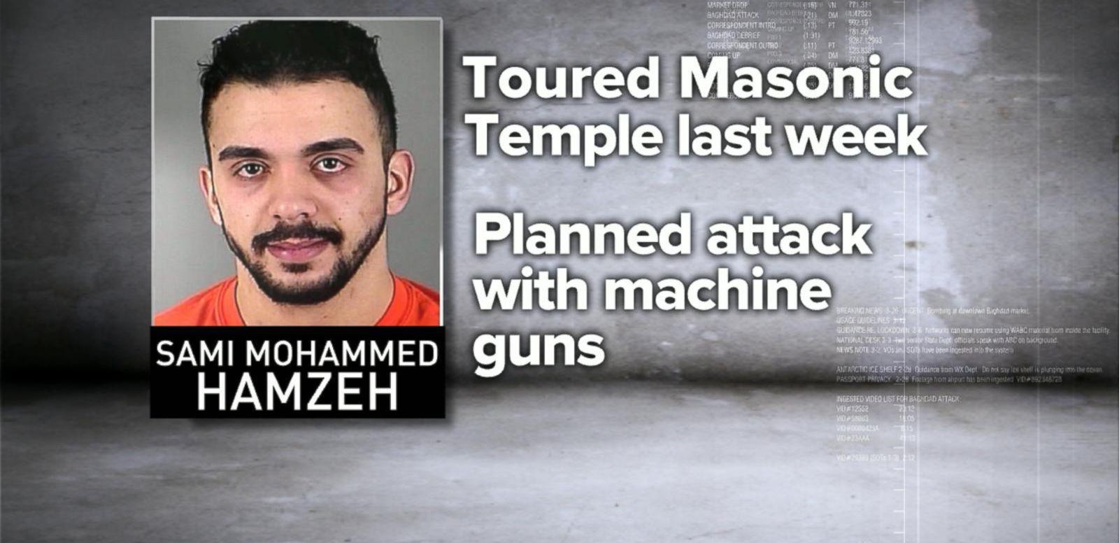VIDEO: FBI Thwarts Terror Plot Against Masonic Temple in Wisconsin