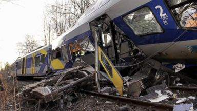 VIDEO: Index: Deadly Train Crash in Germany