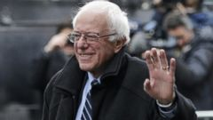 VIDEO: Bernie Sanders Raises More Than $5 Million After Winning New Hampshire Primary