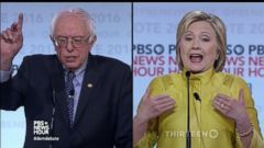 VIDEO: WN 02/11/16: Spirited Debate Between Bernie Sanders and Hillary Clinton During Debate