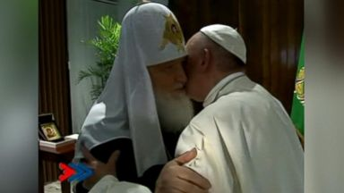 VIDEO: Index: Historic Meeting Between Pope Francis and Head of Russian Orthodox Church