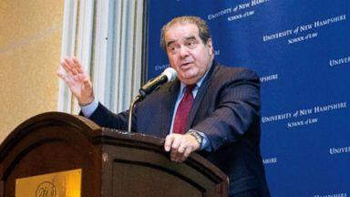 WN 02/13/16: Supreme Court Justice Antonin Scalia Dies at Age 79