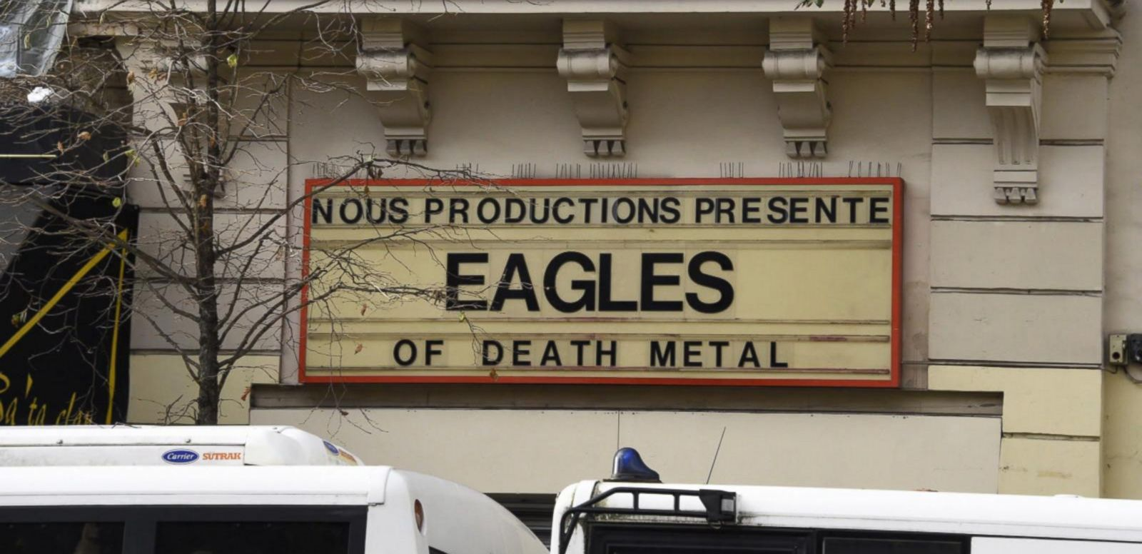 VIDEO: Eagles of Death Metal Finish Tour Stopped by Terrorists
